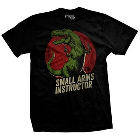 RU - T- Rex Small Arms Instructor  - T-Shirt