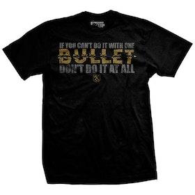 RU - One Bullet  - T-Shirt