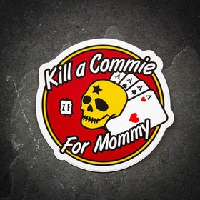 ZF - Commie - Sticker