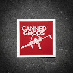 ZF - Canned - Sticker