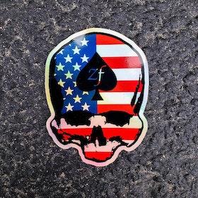 ZF - Holo Americana - Sticker