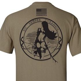 Gadsen - Modern Tyrannicide - Coyote - T-shirt