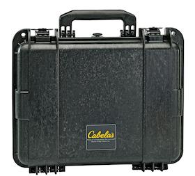 Cabelas - Armor Xtreme Lite Dual Pistol Case