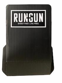 Run and Gun - A4 Portrait writer