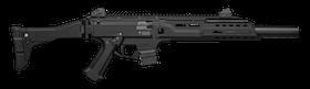 "CZ - Scorpion evo3 s1 carbin 16"" 9mm faux"