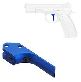 CZ - Trigger straight CZ75, SP-01, TS Blue