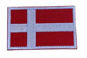 Danish flag - Patch