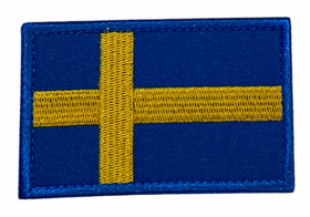 Sweden flag - Patch