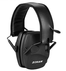 Electronic Shooting Ear Protection