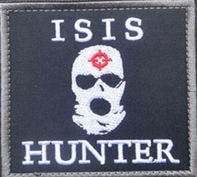 ISIS Hunting - Tactical Patch