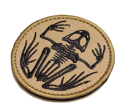 Military Army Badge - SEAL TEAM-DEVGRU-FROG - Tactical Patch