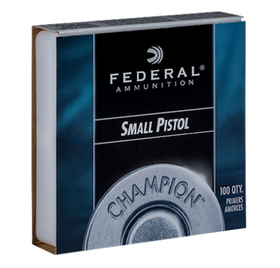 Federal - Primers Small Pistol