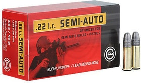 Geco - 22LR Semi-auto