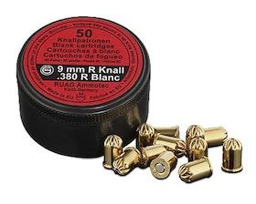 Geco - Blank cartridges - 9mm NC