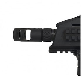 TE - Muzzle brake for CZ SCORPION EVO 3 (M18x1)