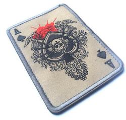 Death Poker card - Patch