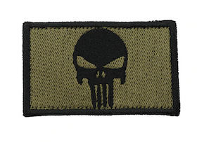 Punisher - Tactical Patch