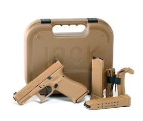 Glock -  19X Coyote, 9X19