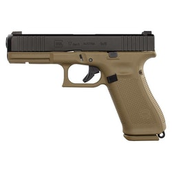 Glock 17 gen5 FS coyote FR, 9X19