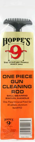 Hoppe's - One piece gun cleaning rod