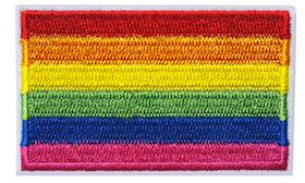 Rainbow Flag  - Patch