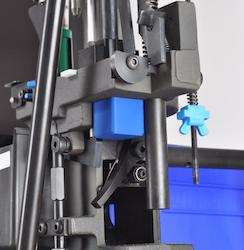 Armanov - Primer magazine tube discharge system for Dillon Super 1050