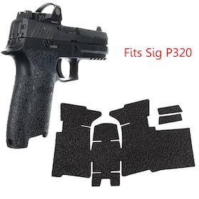 Grip Enhancement - SIG Sauer P320 Full Size