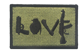 Weapons Love - Patch