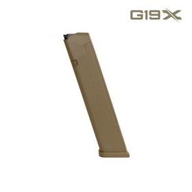 Glock - Magazine Glock 19X 9mm 24rds