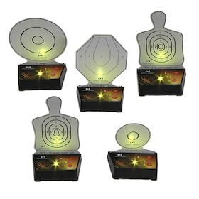 LaserAmmo - Interactive Multi Training Targets packs of 1, 3 or 5