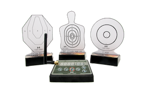 LaserAmmo - Interactive Multi Target Training System - 3 Pack Combo with System Controller