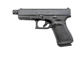 Glock 19 Gen5 MOS FS, threaded -  9 mm