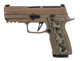 Sig Sauer - P320 AXG Scorpion -  9mm - Custom Works