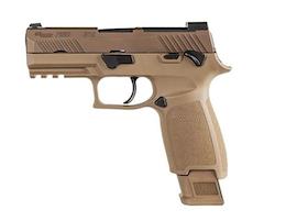 """Sig Sauer - P320-M18 3,9"""" - 9mm"""