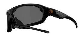 CTRL - XC Matte black - gold - smoke lens