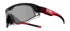 CTRL - One - Black and red - Smoke lens