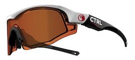 CTRL - One - White and Black - Amber lens