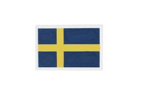 3D patch -Flag of Sweden