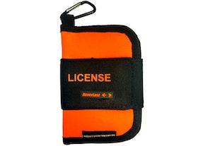 Neverlost - License Pocket