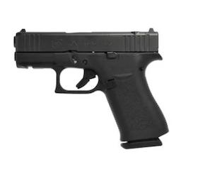 Glock 43X R MOS FS, 9 mm