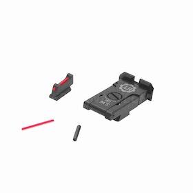 Eemann Tech - Adjustable sights set for cz shadow