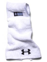 Under Armour Belt Towel - White