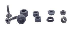 Ghost - Adjustable tooless retention screw set for THUNDER, HYBRID, CIVILIAN HOLSTER