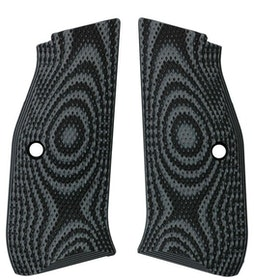 LokGrips - CZ Shadow 2 Palm Swell Full Checkered