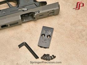 Springer Precision - Sig M17/X-Compact/X-Five LEG Romeo3 Max/XL optic mount