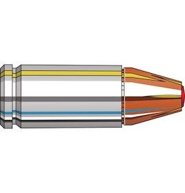 Hornady - Critical Duty - 9MM Luger+P 135gr Flexlock