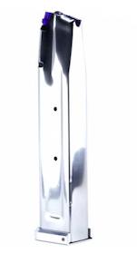 SV Infinity 2011 Stainless Steel Magazines