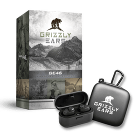 Grizzly ears  - Predator pro earbuds