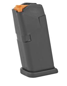 Glock - Magazine Glock 26, .9mm, 10 rds - orange