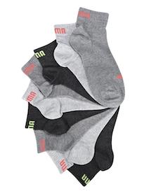 Puma - Quater socks - 3-pack